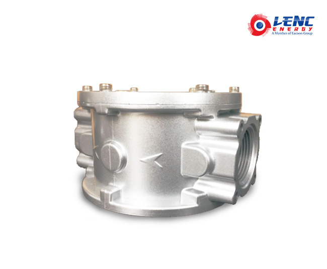 Gas Filter Filtering Accuracy 50 µm