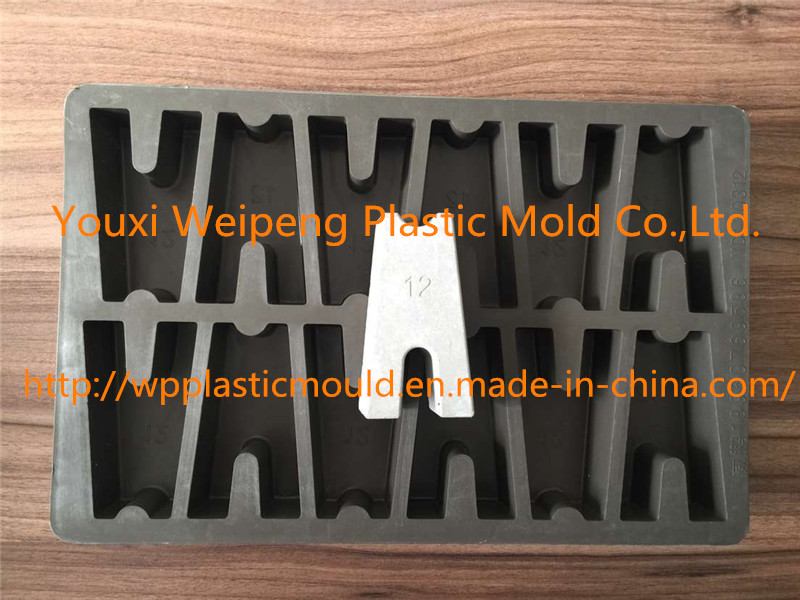 Concrete Cement Spacer Plastic Injection Mould for Building Construction (MD123512-YL)