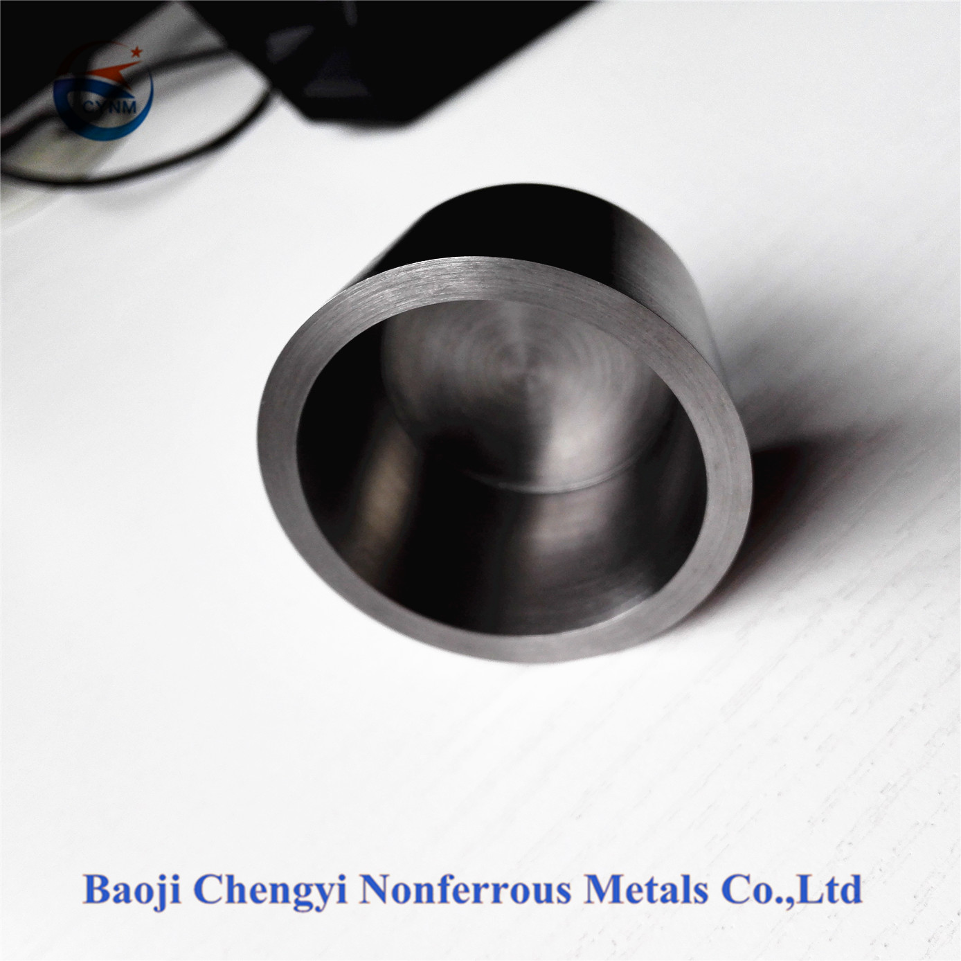 Non-ferrous Metal Pure Tungsten Deposition of Tungsten crucibles