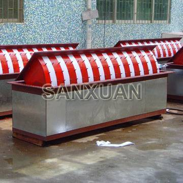 Hydraulic Road Blocker SRB-380A China