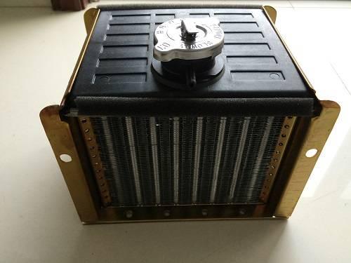 S195 radiator,aluminum,diesel engine parts