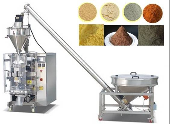 milk powder forming filling sealing machine