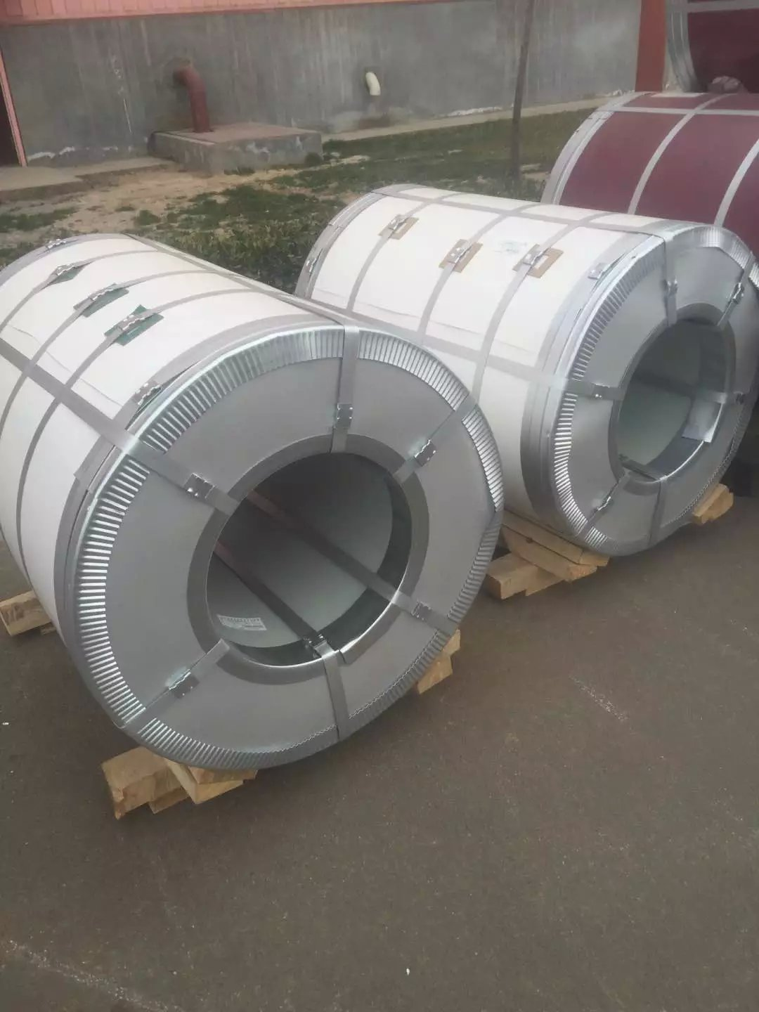 0.45mm hot dipped galvalume steel coil