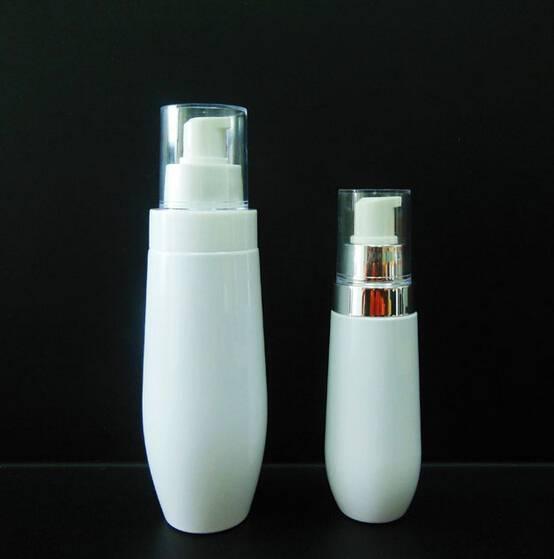 Plastic serum bottle, plastic lotion bottle, plastic pump bottle
