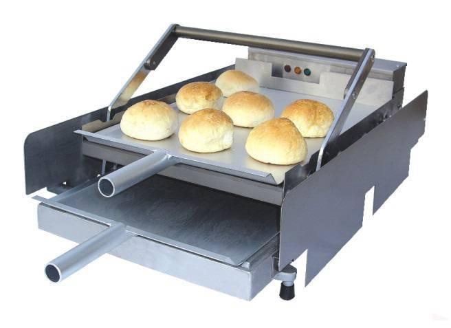 Batch bun toaster(GF-212)