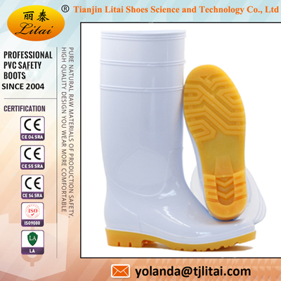 Excellent quality standard pvc water boots