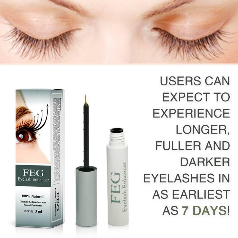 FEG eyelash enhancer liquid