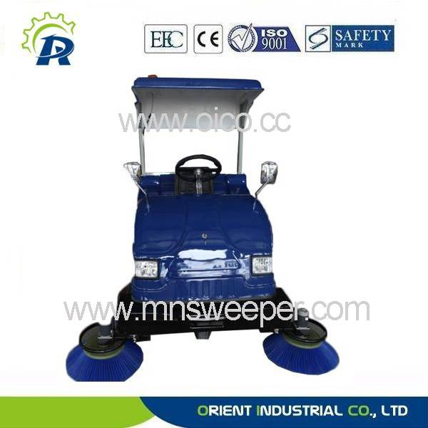 industrial heavy load sweeping machine