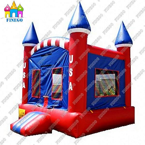 Hot-Selling Inflatable Jump Bounce House