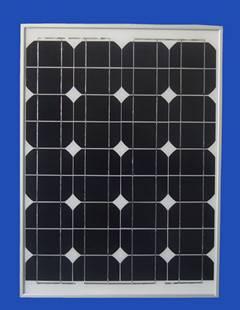 18V mono solar panel 50W
