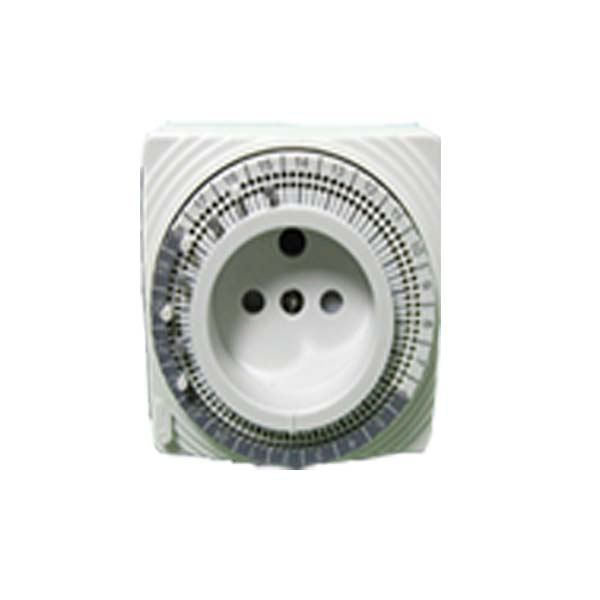 ac appliance Mechanical Timer with dust-proof cover