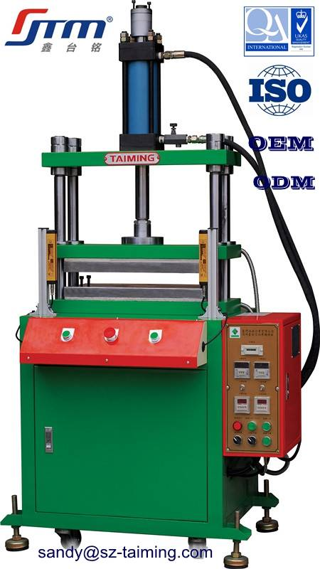 XTM105F Series - Hydraulic Hot Press Machine