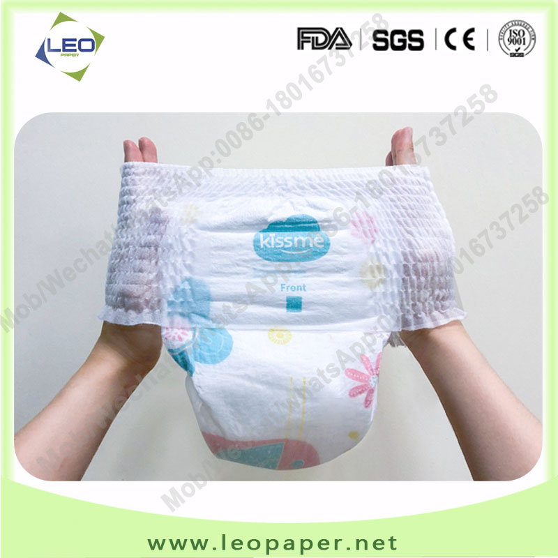 hot sale Disposable baby pull up Baby Diapers training pant wholesale manufacturer China factory