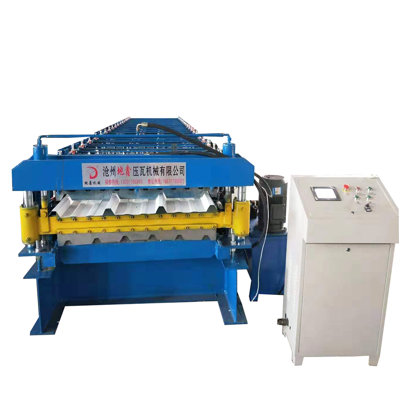 Double Layer Roll Forming Machine rollformers Metal Roofing panel making machine