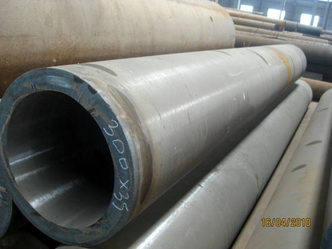 A106 seamless steel tubes