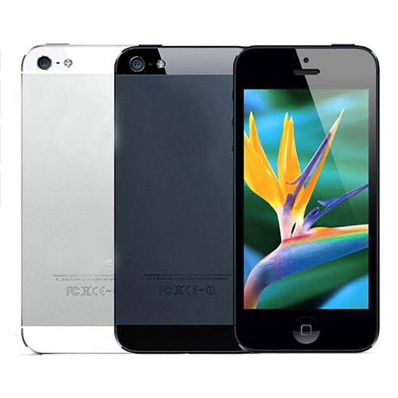 Original Refurbished iPhone 5 Mobile Phone Cell Phone 8MP Camera WiFi Cellular Phone