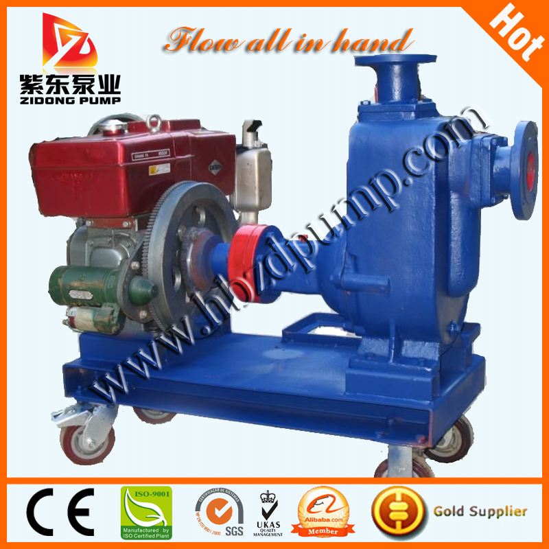 non clogging Sewage Pump dirty water pump