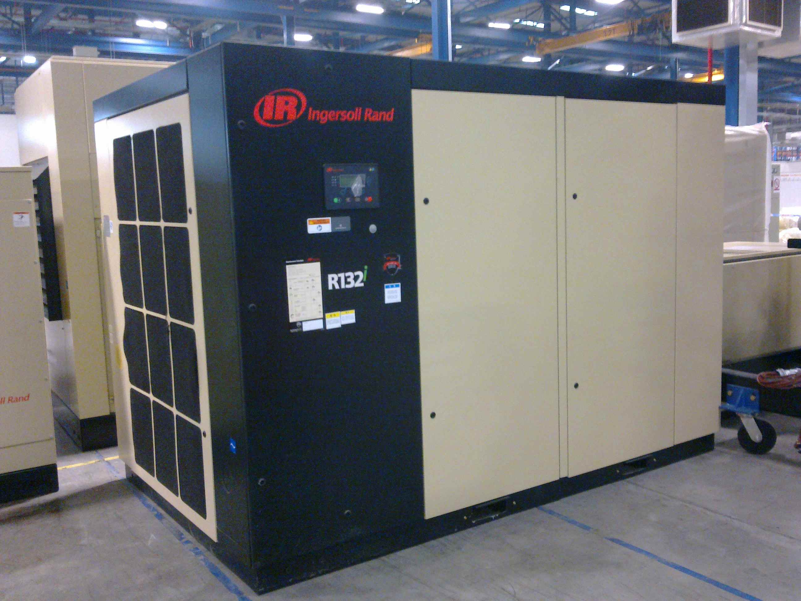 Ingersoll Rand Screw Air Compressor