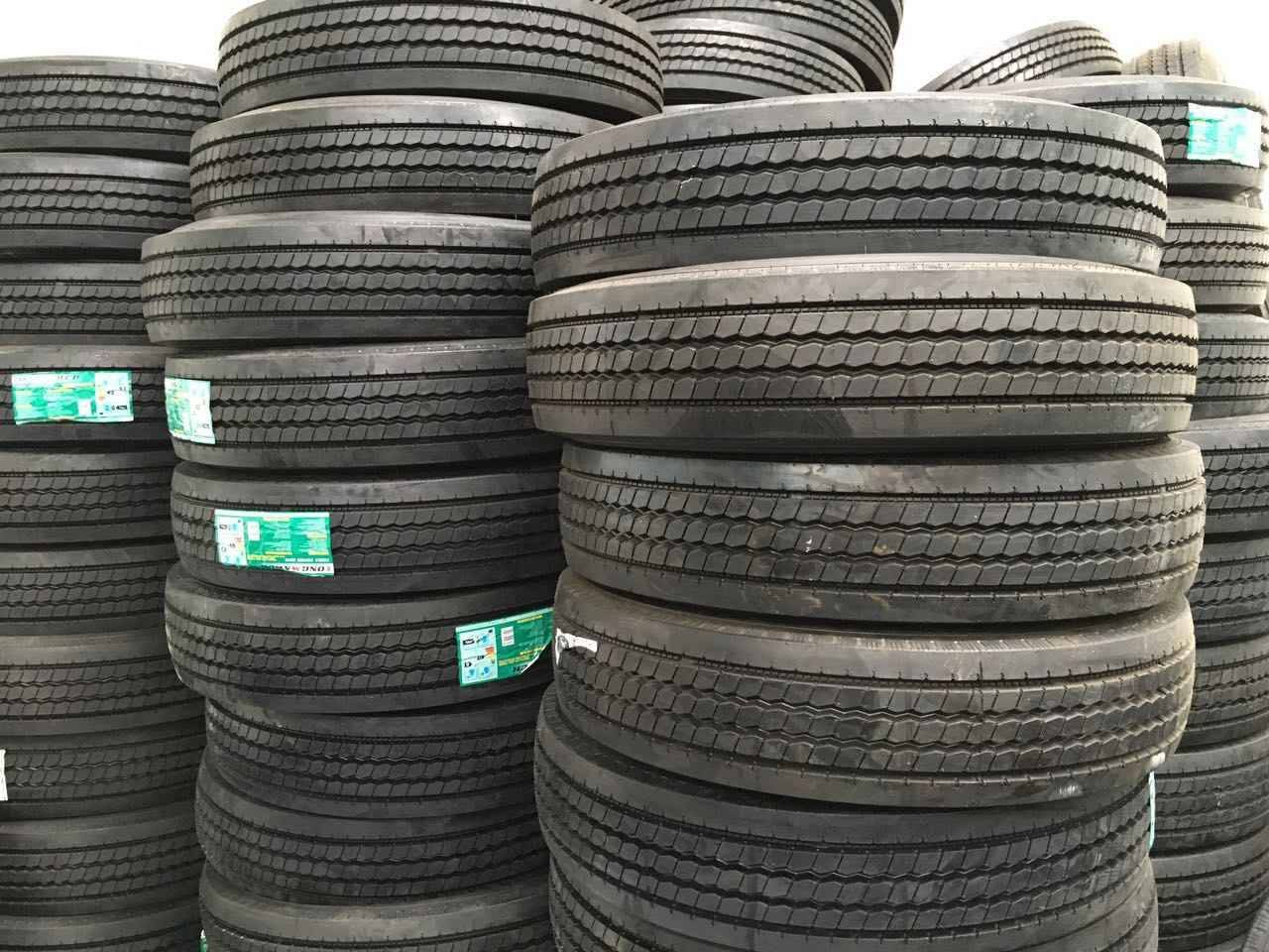 Longmarch All Steel Radial Truck Tyres with High Quality