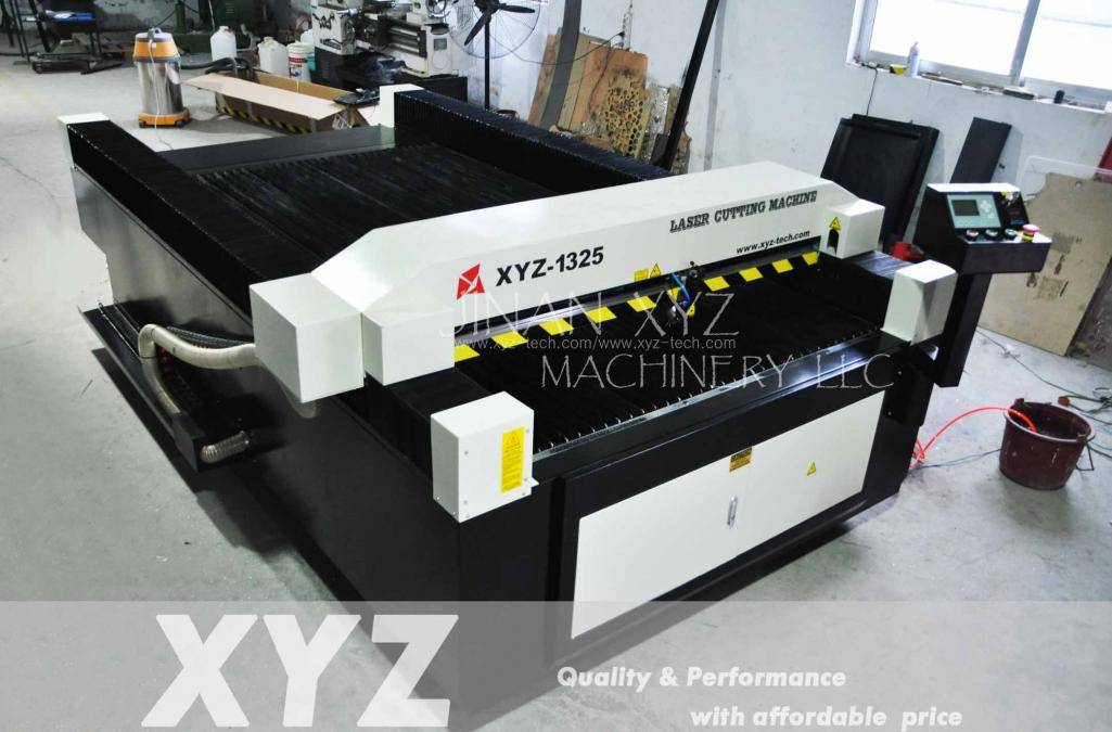 Laser engraving and cutting machine XYZL 1325