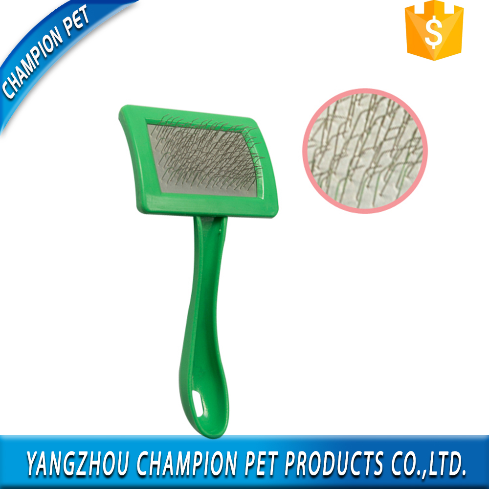Self Cleaning Hair Slicker Pet Brush for Grooming