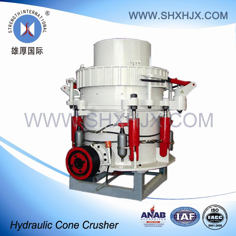 Construction Equipment Stone Crusher Large Capacity Cone Crusher