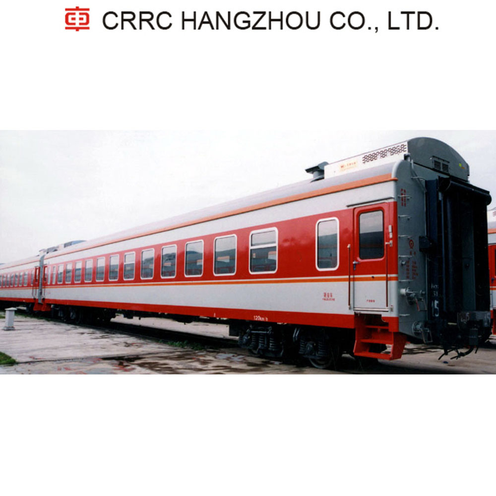 25G Hard Seat Passenger Coach/ trail car/ carriage/ railway train
