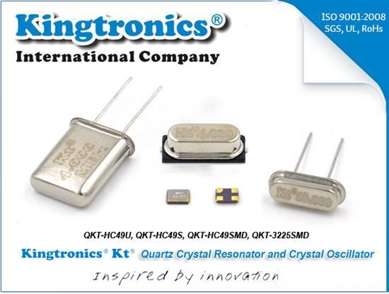 Kt Kingtronics Tells You How to Order Quartz Crystal Resonator