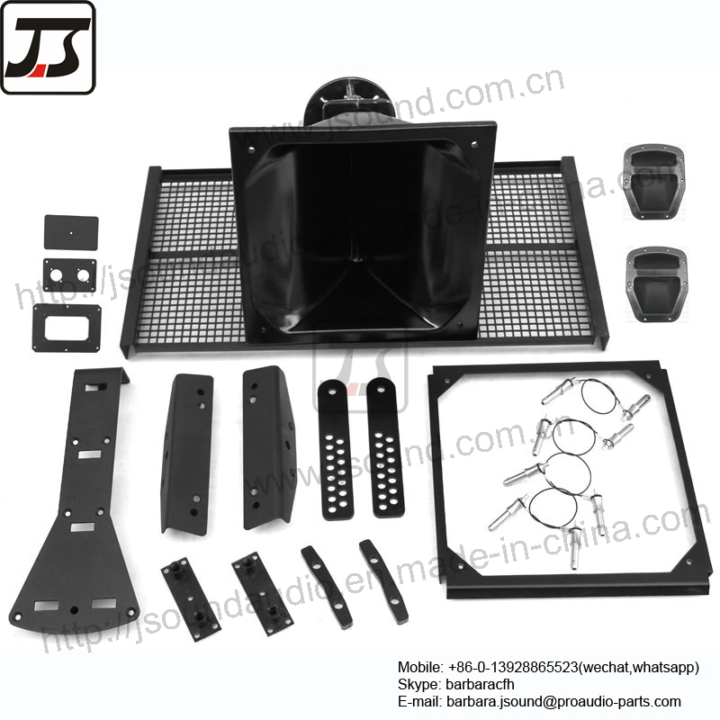 line array system parts for professional audio