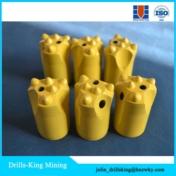 button bit use for drilling water/coal mine