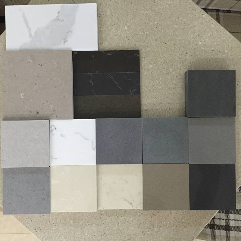 Grey Color Artificial Quartz Stone