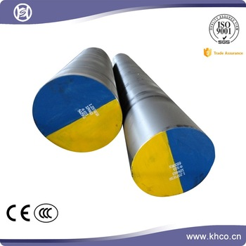 Forging special steel alloy steel round bar 1.2379