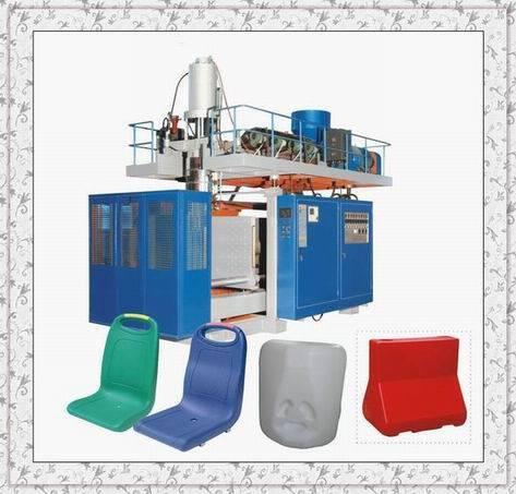 plastic blow molding machine road barrier tank bus seat