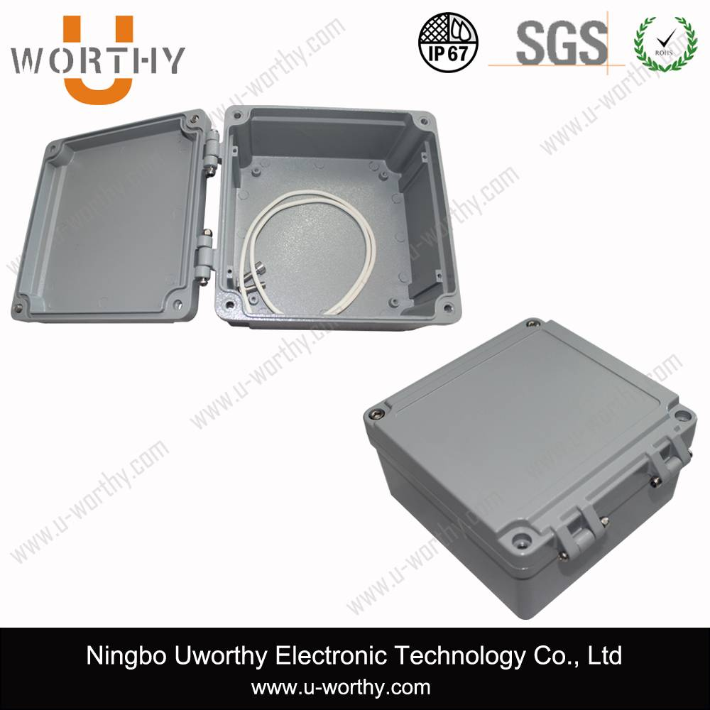 IP67 Aluminum Waterproof Enclosure
