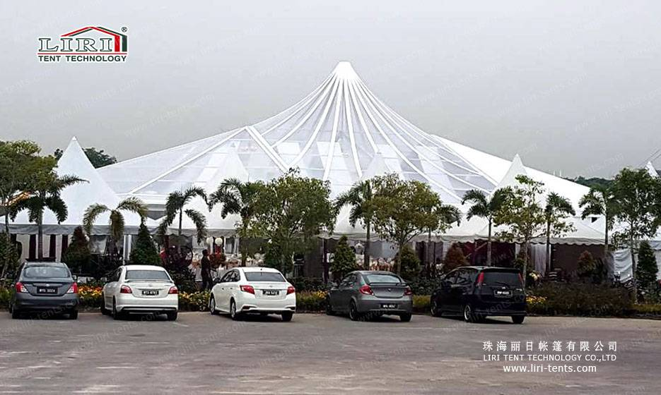 Exhibition Tent 20000 Square Meters