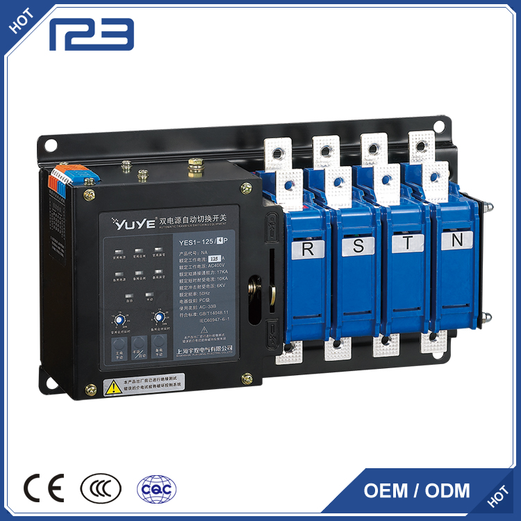 PC class daul-power automatic transfer switch