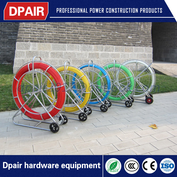 manufacturer supply and offering fiberglass cable guide duct rodder