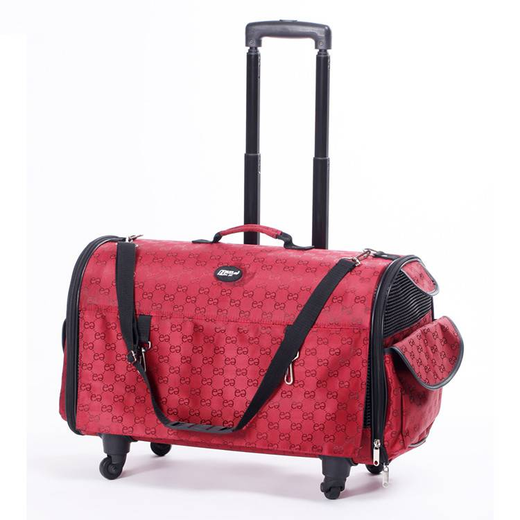 High Quality Durable Pet Dog Cat Trolley Bag