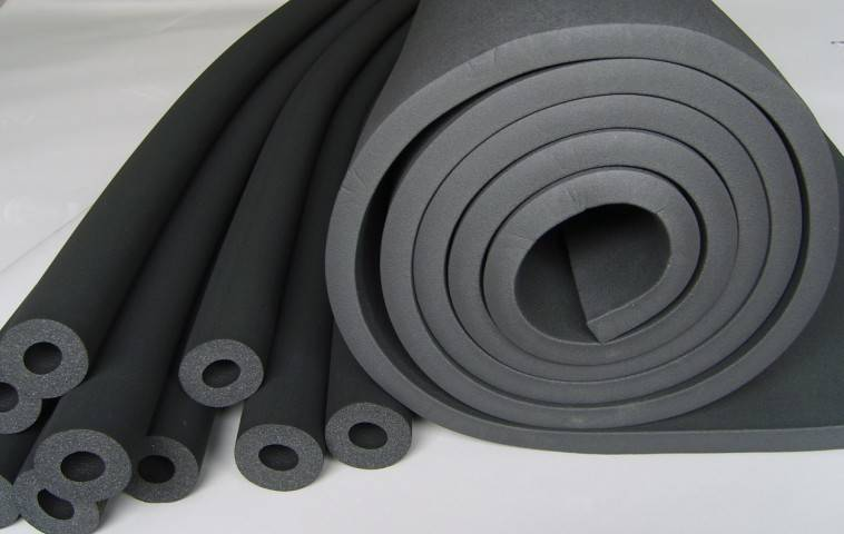 High density rubber foam insulation manufacturer China - Power Crown