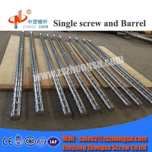 Soft PVC Pipe Screw Barrel for Plastic Molding