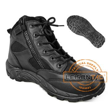 Tactical boots with SGS test standard