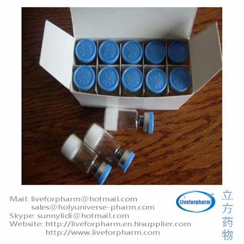 Ipamorelin (INN) Increases plasma growth hormone (GH) levels 2mg/vial