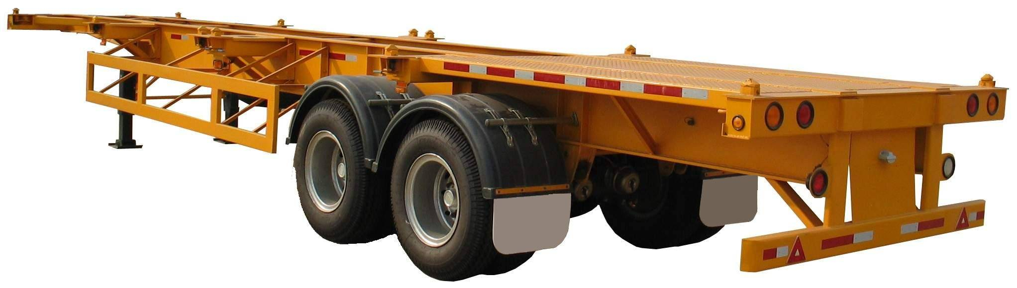 40ft 2Axles Container trailer