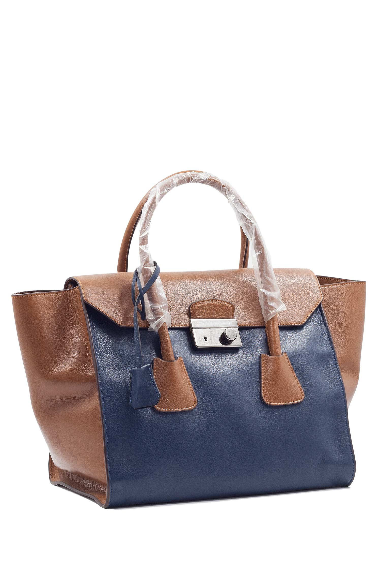 Competitive Price High Quality Genuine Leather Woman Handbag