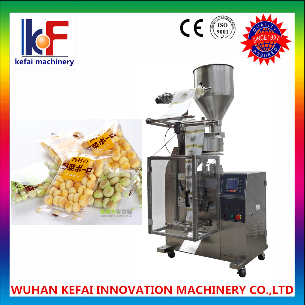 Creative bottom price hot sell doypack peanuts packing machine