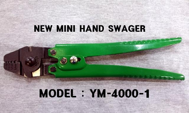 New mini hand swager (YM-4000-1)