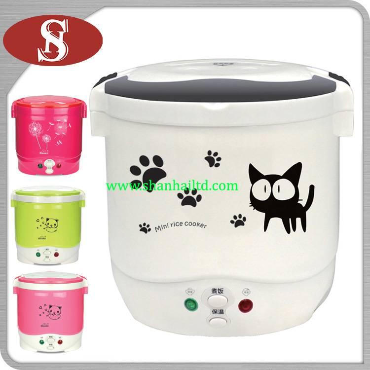 New products car 12V mini rice cooker