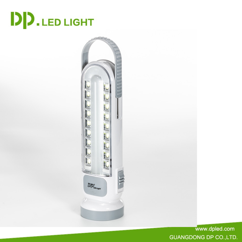 Guangdong DP good rechargeable led emergency light price
