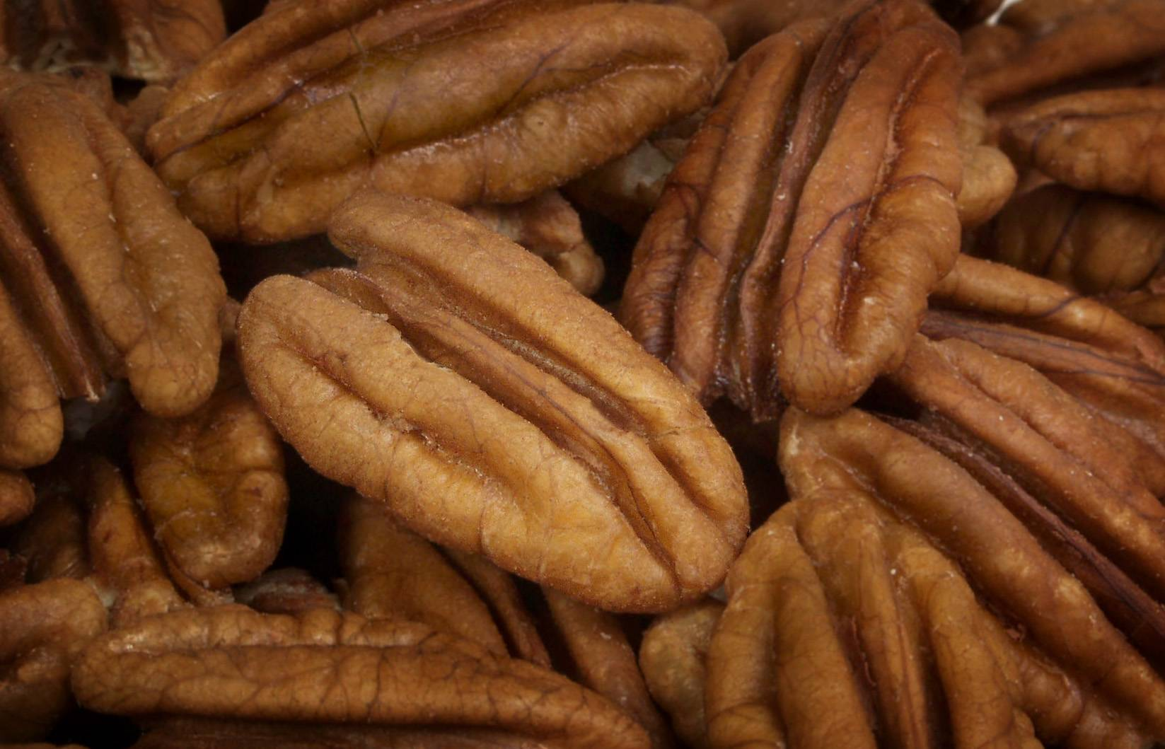 Pecan nuts, delicious ,European standard, whole...