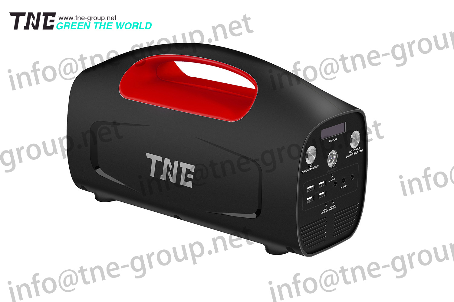 TNE High Quality Solar Power Station For Outdoor UPS With 12V 9Ah Battery